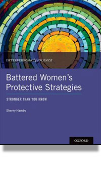 Book cover for Battered Women's Protective Strategies: Stronger Than You Know